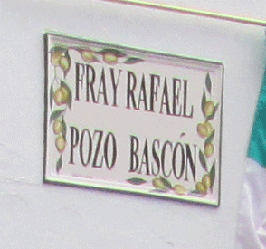 Calle Rafael Pozo