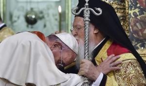 El Papa en Estambul