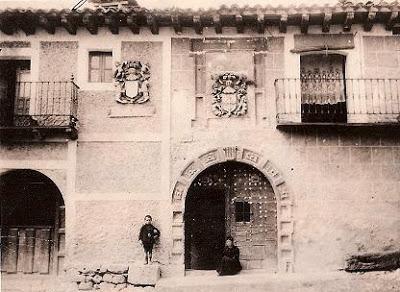 Casa de los Escudos Arauzo