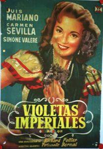 Violetas imperiales