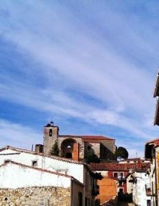 Iglesia de Arauzo de Miel
