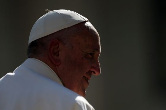 Papa Francisco 4 de noviembre
