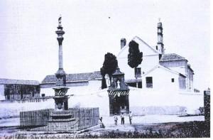 Antiguo convento de Antequera