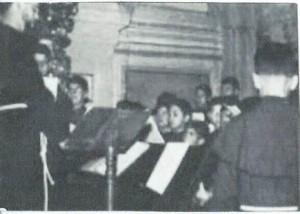 Coro Seminario Antequera