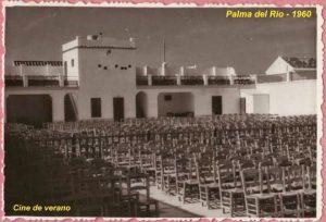 Cine de verano de Palma del Rio